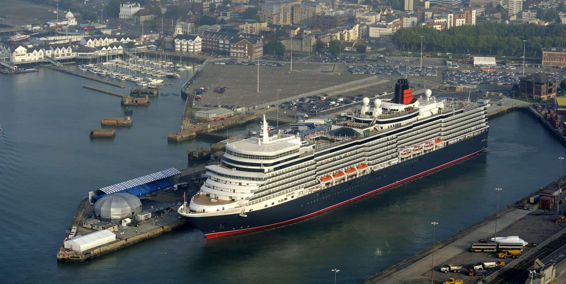 Cunard-Southampton